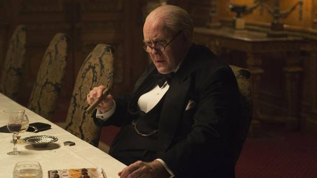 John Lithgow stars as influential British prime minister Winston Churchill in Netflix's monarch-centred new series The Crown.