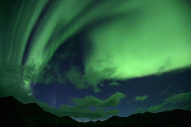 The new frontier in viewing the Northern Lights – from the seat of a