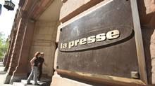 La Presse (Paul Chiasson)