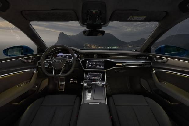 The new cabin is the best thing about Audi A7 Sportback 2019 – and by far the biggest improvement over its venerable predecessor.