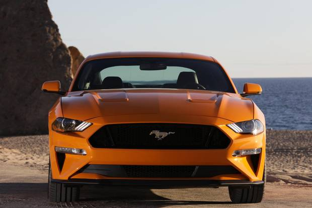 My Ford Benefits >> Review: 2018 Ford Mustang is an aggressive refresh - The ...