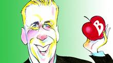 Drawn Off Topic: Gerry Dee on 'boutique' schools (Anthony Jenkins/The Globe and Mail)