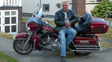 Bob McDonald and his Harley-Davidson Ultra Classic. (Bob McDonald/Bob McDonald)