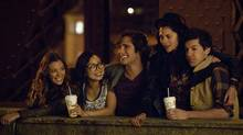 "A scene from ""Underemployed"" (MTV)"