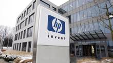Beaten-down HP is among the stocks with a low EV/EBIT – and a history of dividend growth. (THIERRY ROGE/REUTERS)