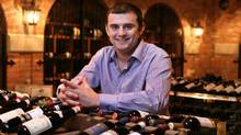 Gary Vaynerchuk at the Wine Library in Springfield New Jersey. (Michael Falco)