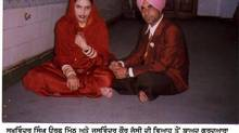 Undated photo of Sukhwinder Singh Sidhu, right, and Jaswinder Kaur Sidhu, left. (HO)