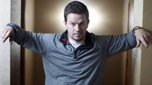 "Actor Mark Wahlberg poses for a photo as he promotes the movie ""Broken City"", in Toronto on Tuesday December 4, 2012 . (Chris Young/THE CANADIAN PRESS)"