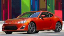 2013 Scion FR-S (Toyota)