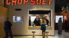 Chop Suey on The Prairies opened the Royal Alberta Museum in Edmonton. (Jason Franson for The Globe and Mail)