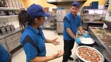 "Pizza Pizza CEO Paul Goddard goes incognito on ""Undercover Boss Canada."""