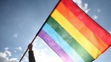 Rainbow flag (WOJTEK RADWANSKI/AFP/Getty Images)