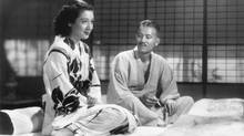 Yasujiro Ozu's Late Spring, from 1949. (FRL)