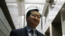 Canada Francis Chou is a portfolio manager and CEO of Chou funds in Toronto, Ontario on February 13, 2007. (Jim Ross for The Globe and Mail)
