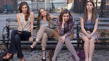 """The girls from HBO's """"Girls"""": Proof that TV is alive and well"""