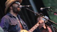 Musician Daniel Langlois hosted his annual music fest on Saturday, with such guests as Bruce Cockburn, Gord Downie and Sarah Harmer. (Glenn Lowson for The Globe and Mail)