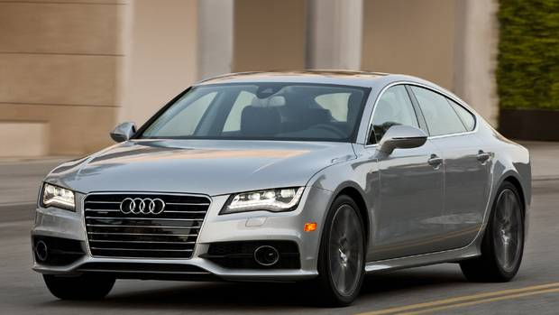 2013 Audi A7, Canadian Automotive Jury Best of the Best winner from 2012. (Audi)