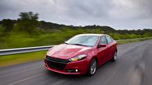 2013 Dodge Dart SXT (Chrysler)