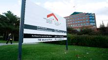 The Canada Mortgage and Housing Corporation ( CMHC ) complex in Ottawa on Thursday Oct. 9, 2008. (Sean Kilpatrick/The Globe and Mail)