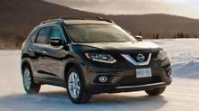 2014 Nissan Rogue. (Nissan/Wieck)