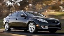 2012 Mazda6 (Mazda)