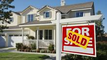 We don't know whether home prices will fall hard, go sideways or continue to rise. But there's a concept drawn from stock market investing that applies, nevertheless. It's called 'taking profits.' (Photos.com)