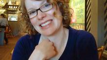 Facebook photo of Lisa Gibson, the Winnipeg mother of two children who died four days earlier. (TGAM)