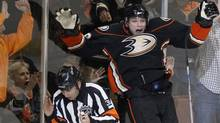 Bobby Ryan of the Anaheim Ducks (Reuters)