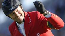 Could Coriana Van Klapscheut be the next mount for Olympic show-jumper Eric Lamaze of Canada? FILE PHOTO: REUTERS/Todd Korol (Todd Korol/Reuters)
