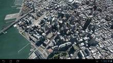 Google plans to release the first three-dimensional maps for several cities by the end of the year, the company said at a news conference at its San Francisco offices on Wednesday. Google declined to name the cities, but it showed a demonstration of a 3D map of San Francisco, in which a user can navigate around an aerial view of the city. (Google.com)
