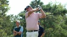 Stuart Anderson sits tied for fourth after shooting the low round of the day, 63, at the Canadian Tour Championship (Canadian Tour)