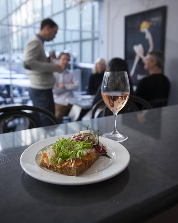 Yorkville's Chabrol may have one of Toronto's smallest open kitchens, but its flavours are boldly different.