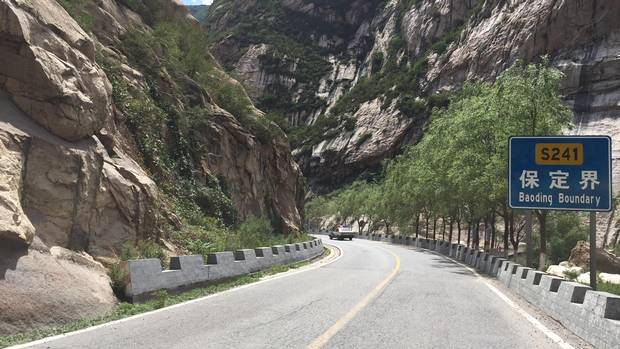 China is at a magical moment where its countryside is filled with smooth new highways and few occupants. There are more than a few comparisons here to the United States in the 1960s.