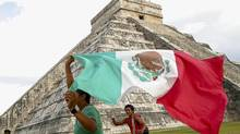 The Mayan ruins of Chichen Itza, in Mexico's Yucatan peninsula, are shown in this file photo. (VICTOR RUIZ/REUTERS)