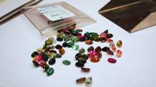 With any luck, the small bag of colourful, semi-precious gems I brought home are the real thing. (Harley Rustad)