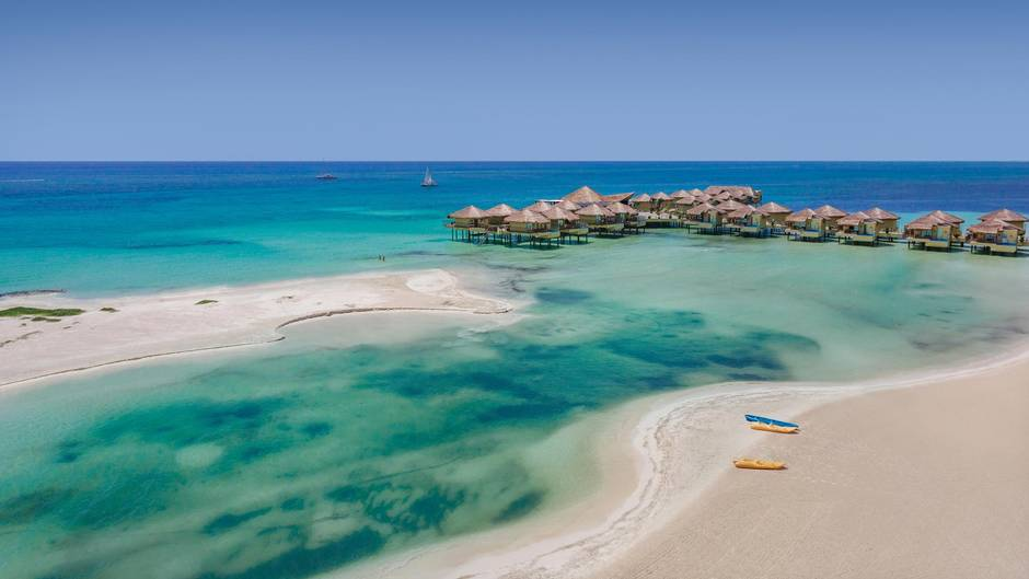 North Americas First Over Ocean Bungalows Open In Playa Del Carmen Mexico
