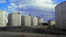Investment impresario Warren Buffett has taken a fancy to grain storage bins, a strong vote of confidence in the business. (Getty Images)