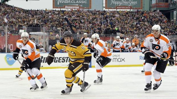 Outdoor Games Key Cog In NHL Marketing Machine