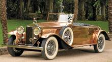 1930 Rolls Royce Phantom II Roadster (Tom Wood/RM Auctions/Tom Wood/RM Auctions)