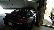 Initial body shop estimate for the 2010 Porsche Turbo – $11,000 plus taxes. (Peter Cheney/The Globe and Mail)