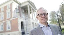 U.S. lawyer Michael Spencer (Kevin Van Paassen/Kevin Van Paassen/The Globe and)