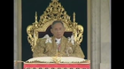 Thousands celebrate Thai King's birthday