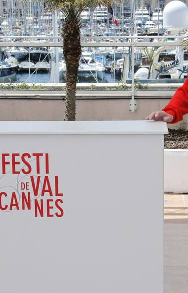 Comedian Jerry Lewis, 87, attends a photo call for the film Max Rose at the Cannes Film Festival in Cannes, France, on Thursday. (Lionel Cironneau/AP)