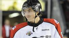 NHL draft prospect Cody Ceci. (Aaron Bell/OHL Images)