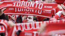 Toronto FC has turned to Groupon.com to sell tickets. FILE PHOTO: THE CANADIAN PRESS/Chris Young (Chris Young/CP)