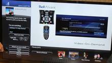 Bell Aliant shows the new Facebook App on FibreOP TV (BELL ALIANT INC)