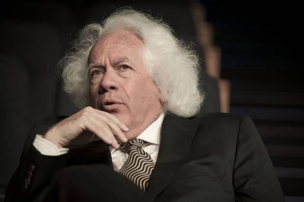 New Republic literary editor Leon Wieseltier, shown in 2013.