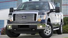 The Ford F-150 with EcoBoost. (Ford Ford)