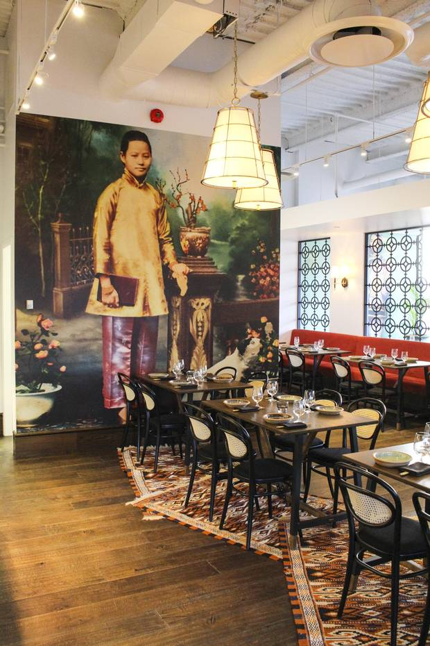 Foreign Concept is the first restaurant from chefs Duncan and Wanda Ly.