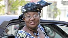 World Bank presidential nominee Ngozi Okonjo-Iweala of Nigeria was educated at Harvard University and the Massachusetts Institute of Technology. (YURI GRIPAS/YURI GRIPAS/REUTERS)